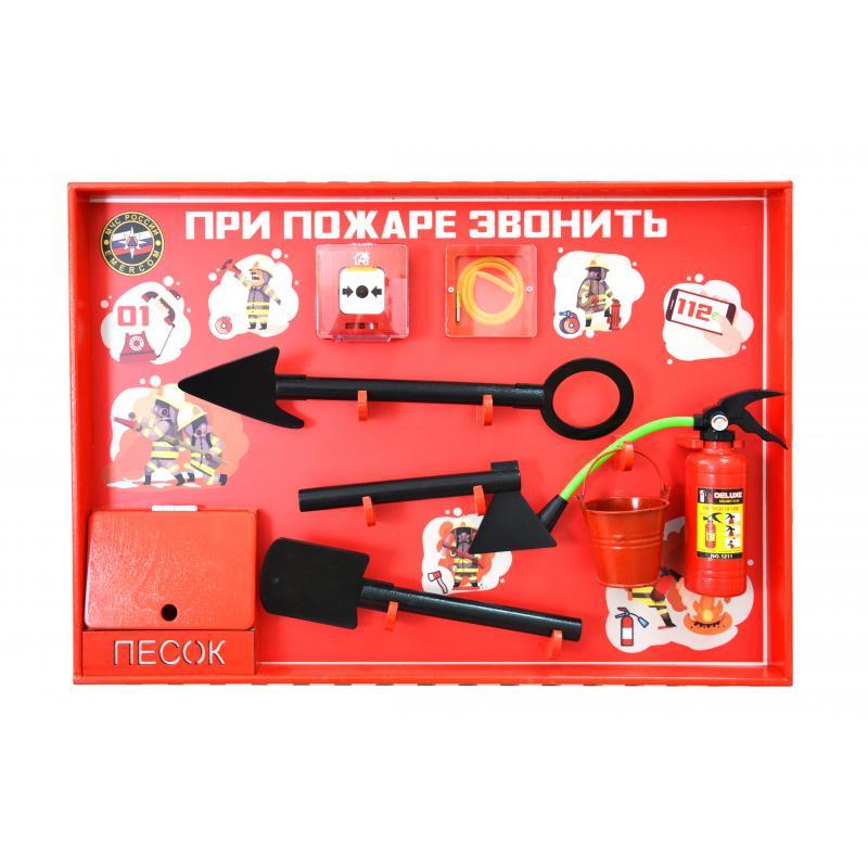 Пожарный щит фото