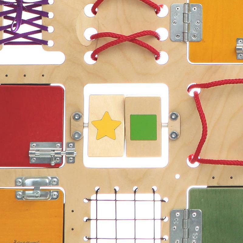 Настенный модуль квадрат фото