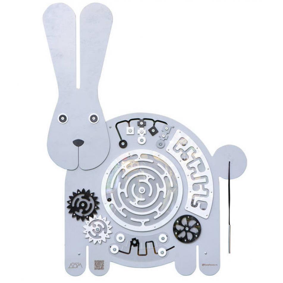 Бизиборд Кролик